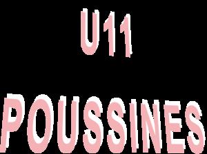 Résultats U11-POUSSINES