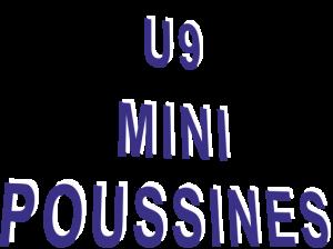 Résultats U9-MINI-POUSSINES